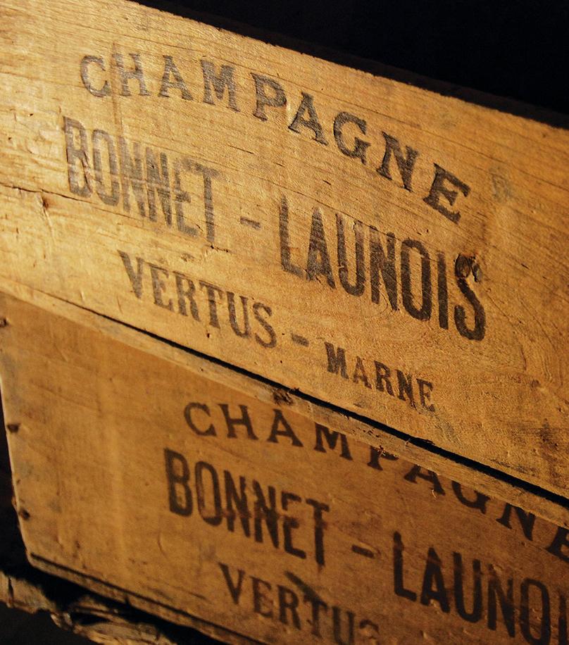 Bonnet Launois