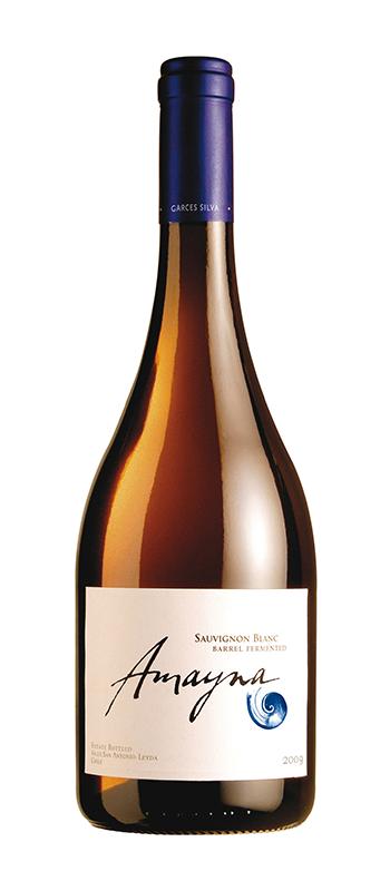 Amayna Barrel-Fermented Sauvignon