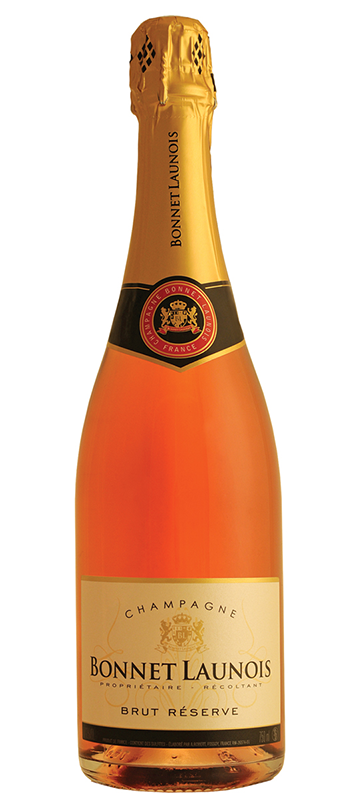 Bonnet Launois Brut Rosé