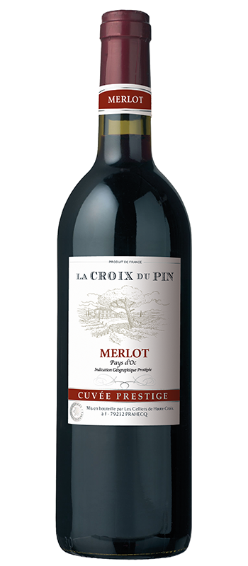 La Croix du Pin Merlot