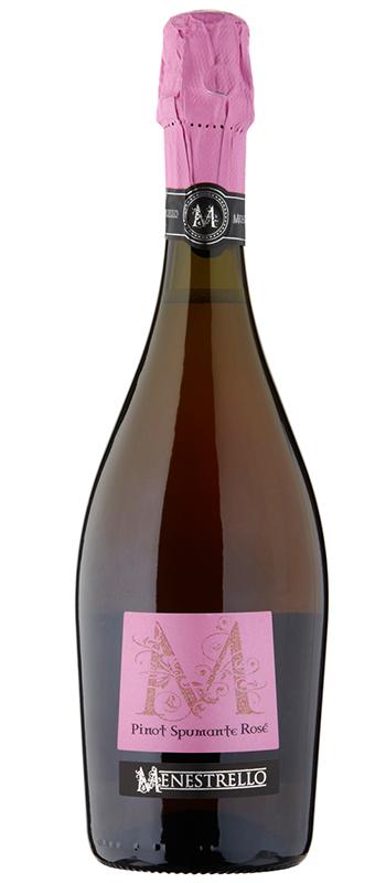 Menestrello Pinot Spumante Rosé