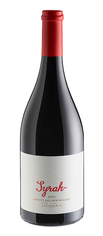 Rod McDonald Trademark Syrah