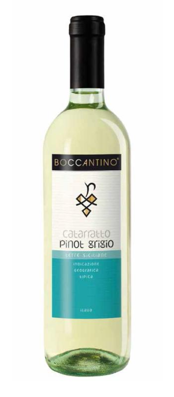 Boccantino Catarratto Pinot Grigio