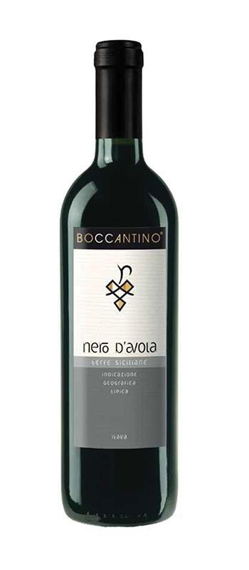 Boccantino Nero d'Avola