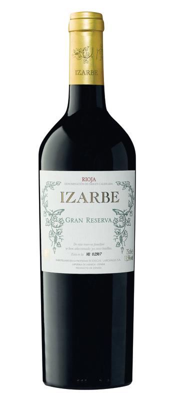 Izarbe Rioja Gran Reserva